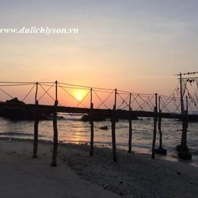 Du lịch Lý Sơn 3 ngày 2 đêm Khám phá & trải nghiệm Đảo Bé - Lý Sơn cực chất