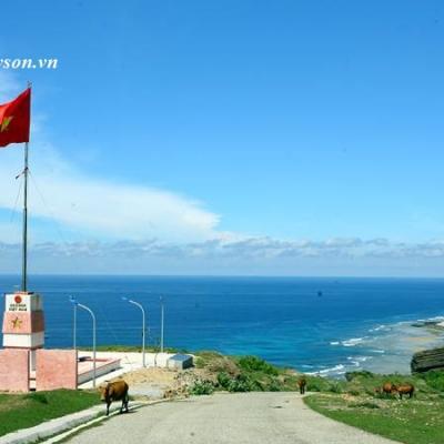 Tour đảo Lý Sơn 2 ngày 1 đêm đón tại Chu Lai, tour du lịch Lý Sơn cực hot
