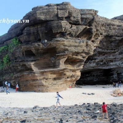 Tour Lý Sơn 2 ngày 1 đêm đón tại Quảng Ngãi, tour du lịch Lý Sơn hot nhất