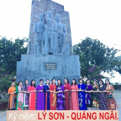 """Hành trình """"Sóng đại ngàn"""" lên rừng xuống biển Lý Sơn - Măng Đen của đoàn nhà giáo Cao Bằng"""